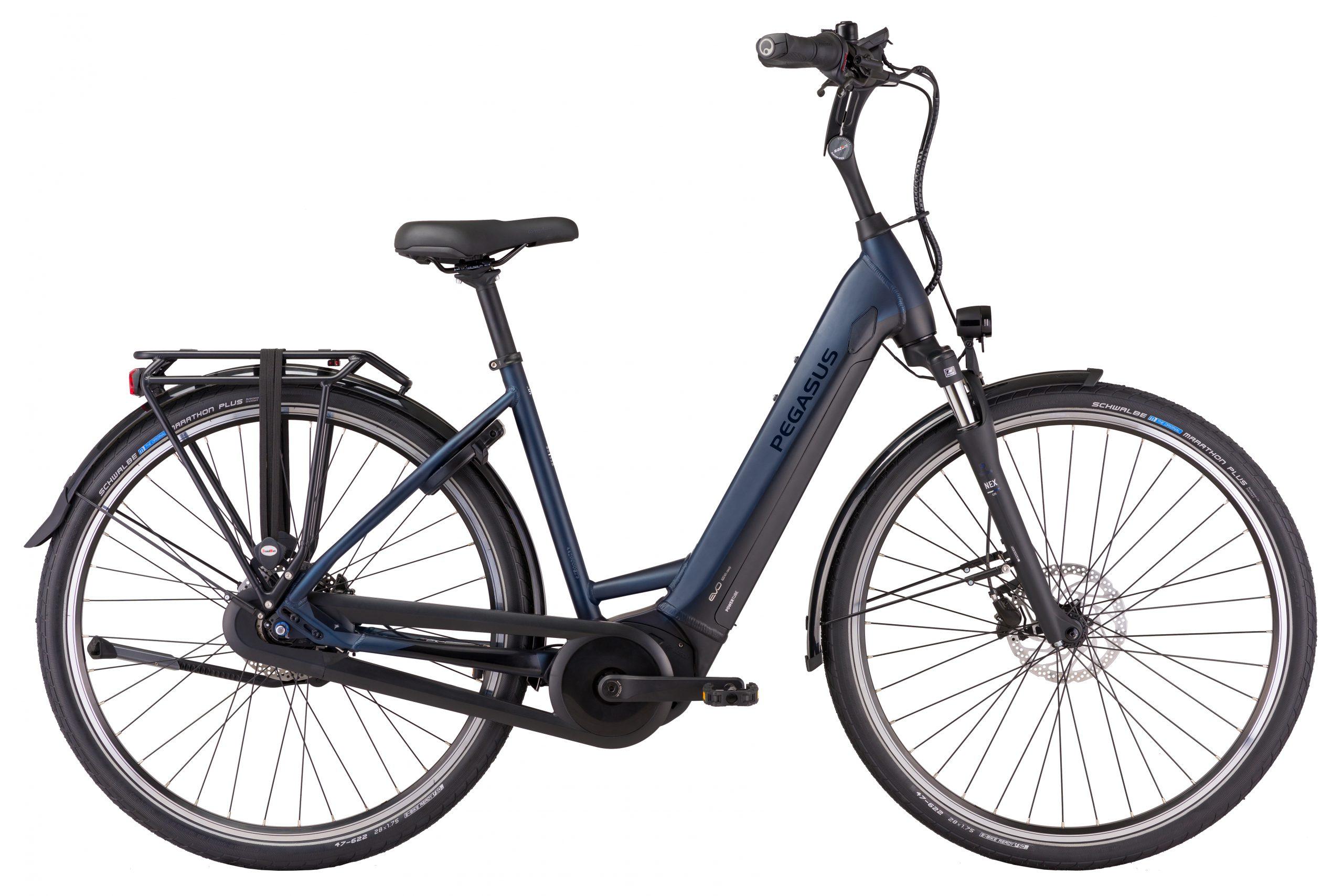 Pegasus Ravenna Evo 8 e-bike heren