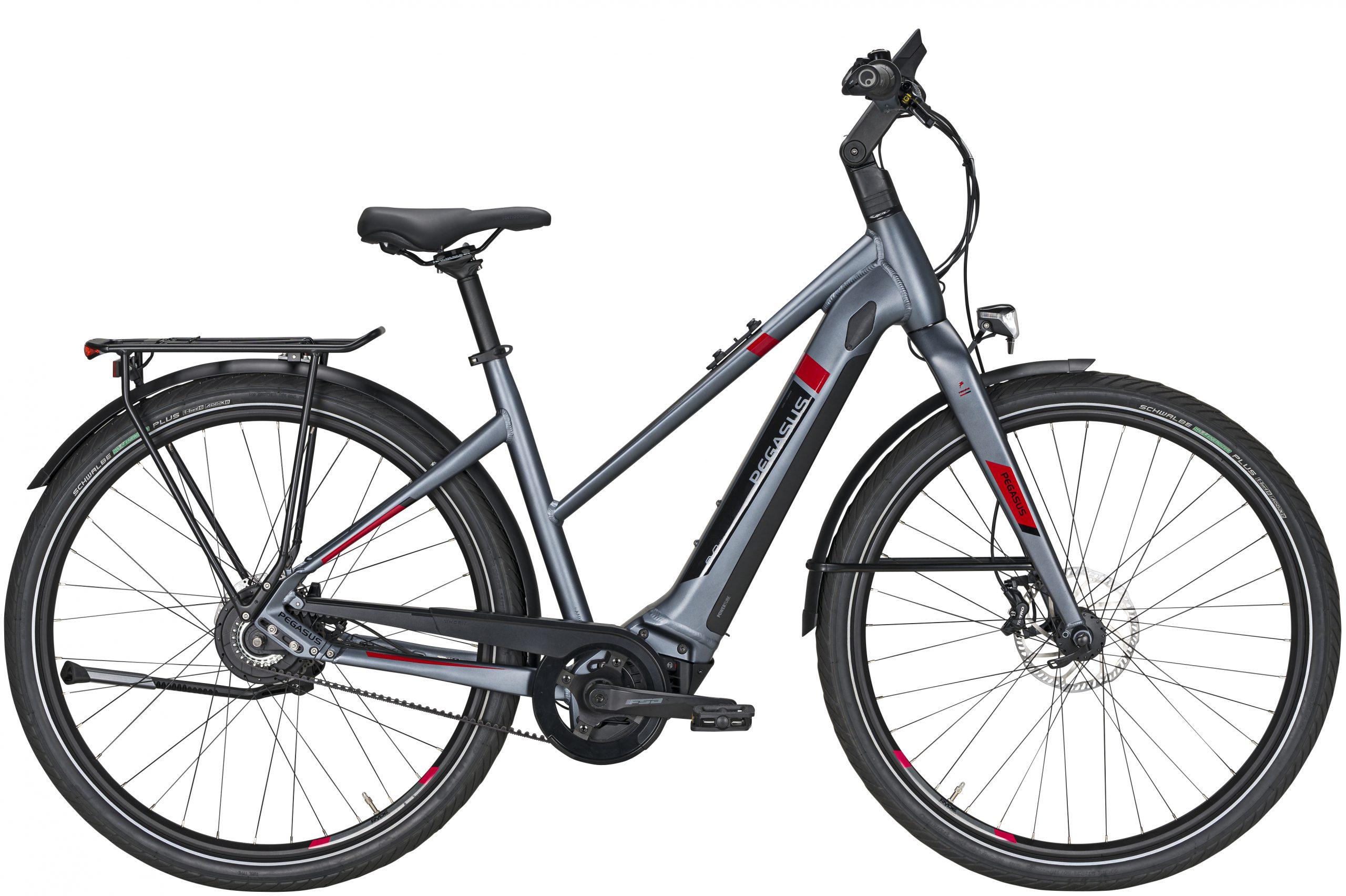 Pegasus Tecaro Evo NV Belt e-bike mat