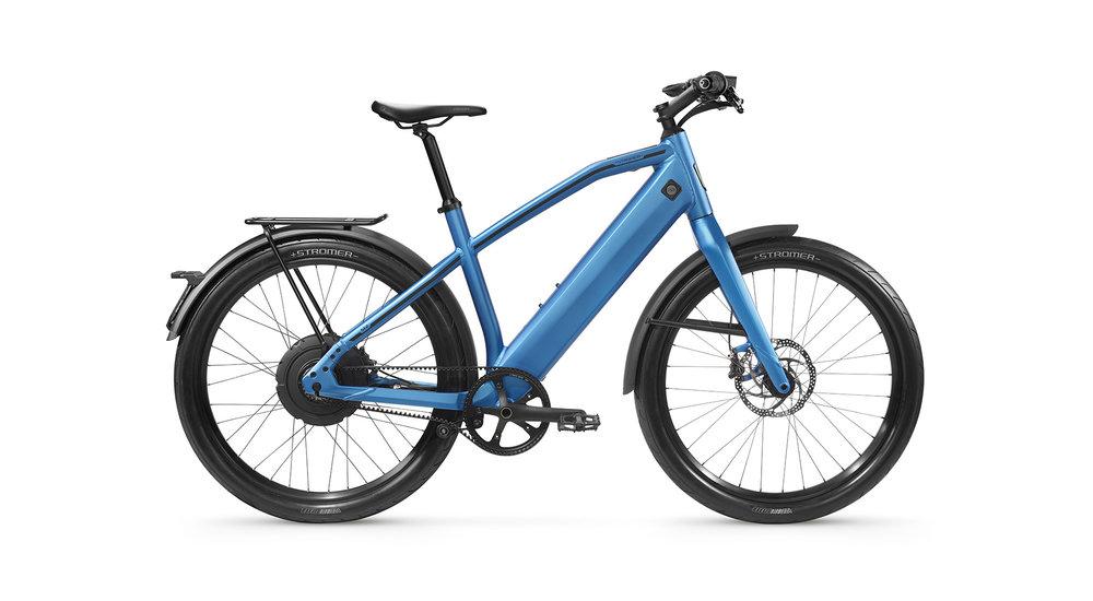 Stromer ST2 Launch Edition blauw